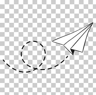 Airplane Paper Plane PNG