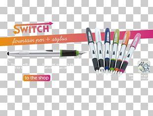 Office Supplies Pen Brand PNG