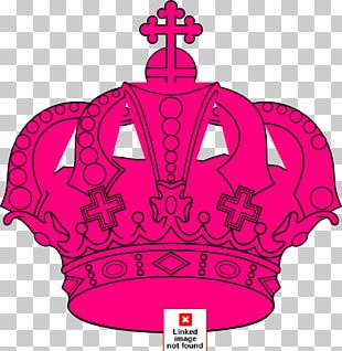 Crown Drawing King Stencil PNG