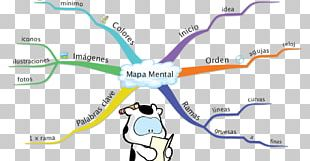 Mind Map Learning Creativity Idea PNG