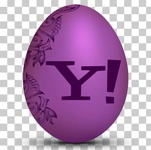 Purple Symbol Sphere PNG