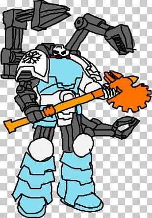 Cartoon Character Line Mecha PNG