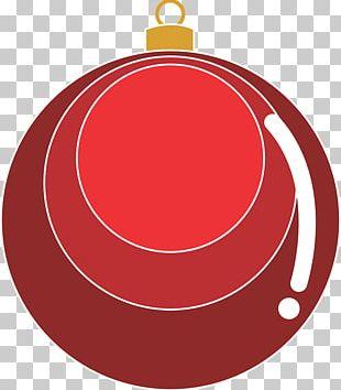 Christmas Ornament Circle Ball Euclidean PNG