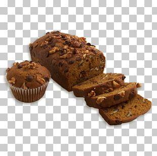 Muffin Pumpkin Bread Chocolate Brownie Parkin Baking PNG