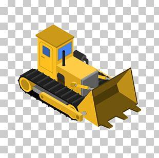 Bulldozer Heavy Equipment Architectural Engineering Excavator PNG