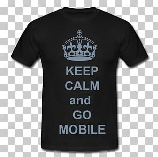 T-shirt Keep Calm And Carry On Printing Spreadshirt Poster PNG