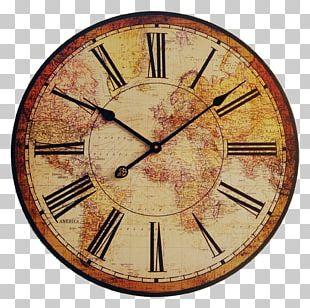 World Clock Floor & Grandfather Clocks Movement PNG