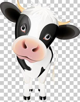 Cattle Cartoon Calf PNG