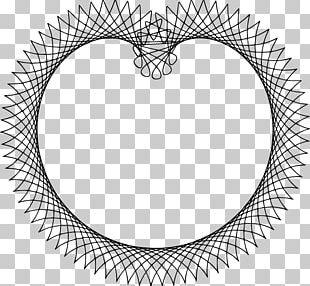 Geometry Circle Line Geometric Shape Pattern PNG