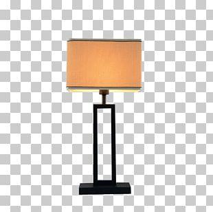 Lampe De Bureau Table Furniture Bedroom PNG