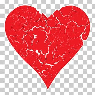 Valentine's Day Broken Heart Love February 14 PNG