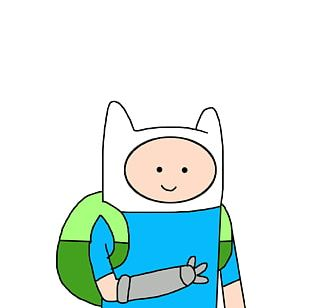 Finn The Human Robotic Arm Robotics PNG