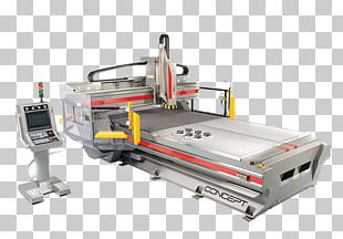 Machine Tool Computer Numerical Control Milling Machine PNG