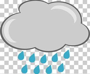 Rain Cloud Cover PNG