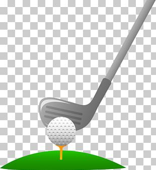 Golf Ball Fore Golf Club PNG