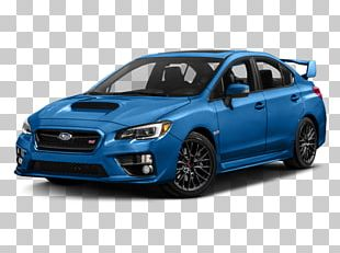 2018 Subaru Impreza Sports Car 2018 Subaru WRX STI Limited W/Wing PNG