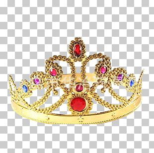 Crown Headpiece Birthday PNG