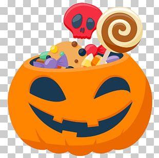 Candy Corn Cupcake Lollipop Halloween PNG