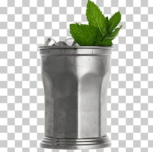Mint Julep Moscow Mule Cocktail Mug Table-glass PNG