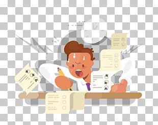 Illustration Product Design Human Behavior Cartoon PNG