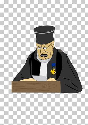 Judge Court PNG
