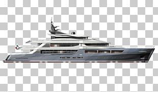 Luxury Yacht Ship Boat Watercraft PNG