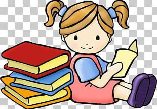 Child Reading Free Content PNG