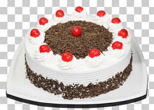 Chocolate Cake Black Forest Gateau Birthday Cake Torte Layer Cake PNG