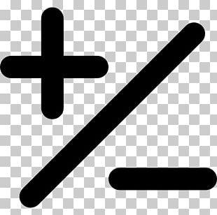 Plus-minus Sign Plus And Minus Signs Meno Mathematics PNG