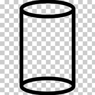 Graduated Cylinders Shape PNG