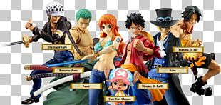 Monkey D. Luffy Roronoa Zoro Trafalgar D. Water Law Action & Toy Figures Nami PNG