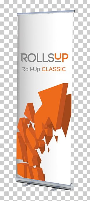 Roll-up Banner Web Banner Rollup PNG