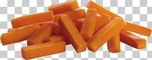 Baby Carrot Orange PNG