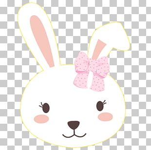 Domestic Rabbit Easter Bunny Whiskers Ear PNG