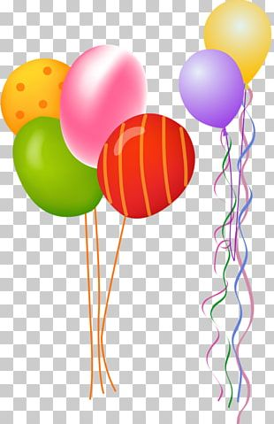 Toy Balloon Portable Network Graphics Birthday PNG