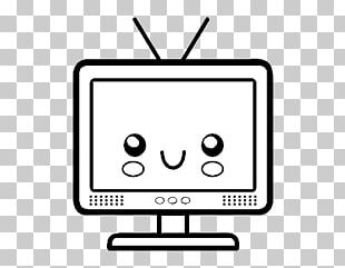 Drawing Television Set Painting Coloring Book PNG