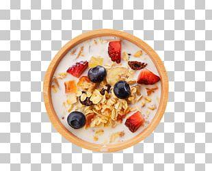 Breakfast Cereal Congee Fruit PNG