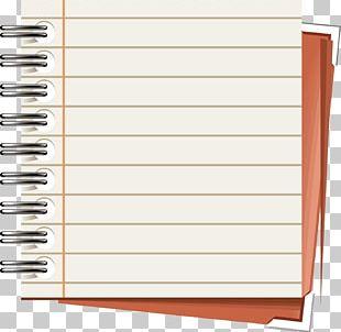 Notebook Pencil School Supplies PNG