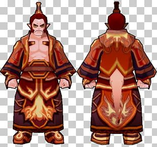 Robe Middle Ages Costume Design PNG