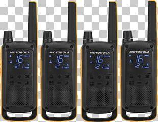 Two-way Radio Motorola TLKR T80 Walkie Talkie Motorola TLKR T80