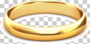 Gold Jewellery Ring PNG
