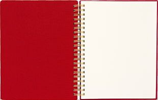 The Red Notebook The Red Notebook PNG