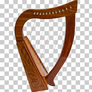 Twelve-string Guitar Celtic Harp Musical Instruments Plucked String Instrument PNG