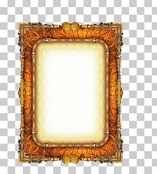 Frame Window Motif PNG