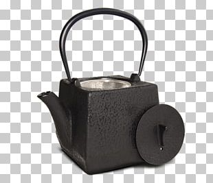 Kettle Teapot Cast Iron Coffee Pot PNG