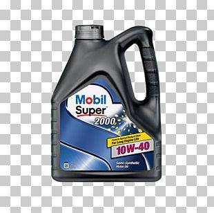 Motor Oil Car ExxonMobil PNG