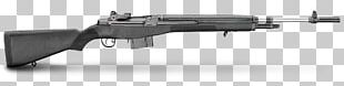 Springfield Armory M1A Firearm .308 Winchester Saiga Semi-automatic Rifle PNG