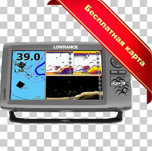 Fish Finders Lowrance Electronics Chartplotter Marine Electronics Chirp PNG