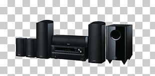 Home Theater Systems ONKYO Dolby Atmos Network AV Receiver/Speaker PNG