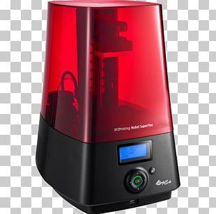 Digital Light Processing 3D Printing Printer PNG